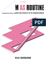 Reform as Routine Organizational Change in the Modern World by Nils Brunsson (z-lib.org).pdf