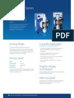 SEKO Solenoid Dosing Pumps Kompact Series