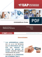 Antidiabeticos Orales Teo Final
