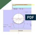 Saddle Dimension Calculation