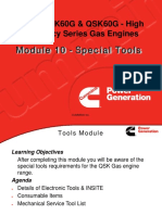 Module 13 Special Tools