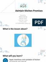 CA SS1 1.1-Clean and Maintain Kitchen Premises.pptx