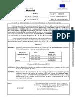 Orden de prórroga del contrato del CEPI de Alcobendas/San Sebastián de los Reyes