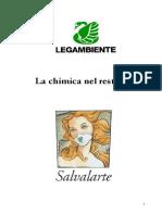 chimica del restauro-legambiente
