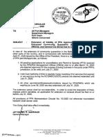 PPA MC 23-2020