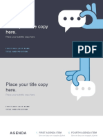 Workplace template PPT