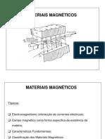 07. Materiais Magneticos