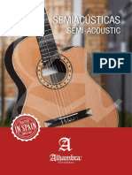 Guitarras alambra