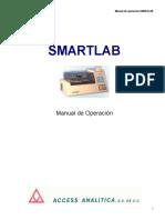 PROGRAMACION DEL SMARTLAB