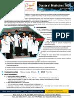 Doctor of Medicine ( MD )
