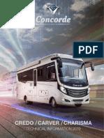 concorde CREDO-CARVER-CHARISMA