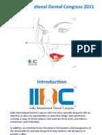 IIDC_social Eve & Venue