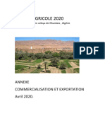 PROJET AGRICOLE 2020 ANEXE(1)