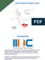 IIDC 2011 Speakers