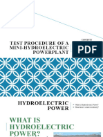 Test-Procedures-of-a-Hydroelectric-Powerplant