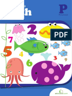Under the Sea Math Workbook