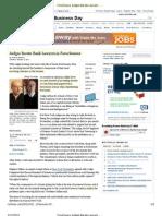 Foreclosure Fraud 2011 NY Times