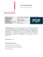 Contentieux administratif (N. Jacquinot)