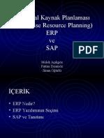 ERP_SAP tanıtımı