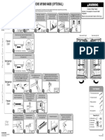 instalation manual Amana DoorSwingReversal-W10661460-RevB(EnFr)