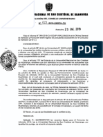 RCU Nº 021-2019-UNSCH-CU