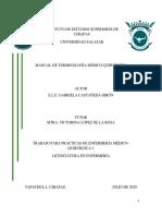 Manual de terminología Médico-Quirúrgica