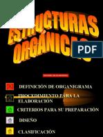 estructuras organigrama-Edgardo Mejía