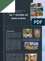 Las 7 Maravillas Del Mundo Moderno PDF
