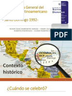 IV Conferencia del Episcopado Latinoamericano - Santo Domingo 1992