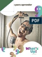 eBook Whatsup Canciones Para Aprender Ingles