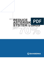2009 10 09 How to Reduce Asterisk System Loads