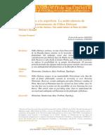 De las alturas a la superficie. La ambivalencia de Platón en el pensamiento de Gilles Deleuze.pdf
