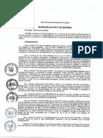DA Nº 003-2020-Convocar a Los Vecinos Del Distrito de San Borja Al Proceso de Eleccion de Juntas Vecinales Comunales
