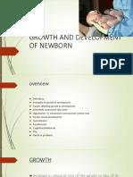 growthanddevelopmentofnewborn-171126140338