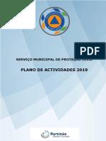 CM Portimão - PLANO DE ACTIVIDADES SMPC_2019