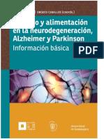 Cuidado y alimentación en la neurodegeneración, Alzheimer y Parkinson - Navarro Meza-Copiar