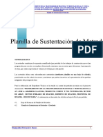 4. SUSTENTO DE METRADOS