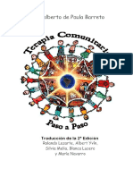 Libro parte 1 TCI terapia comunitaria Integrativa