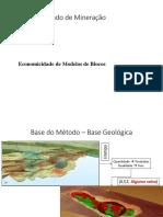 1_ECONOMICIDADE DE MODELO DE BLOCOS