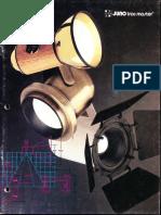 Juno Lighting Trac-Master Catalog 1983