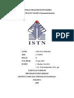 Zufar Firza Mahendra_17330090_praktikum fitokimia_kelas B_Tingtur kayu manis