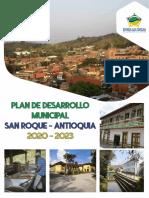 Plan de Desarrollo Municipal 2020-2023