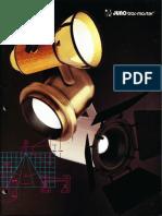 Juno Lighting Trac-Master Catalog 1988