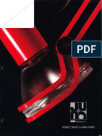 Juno Lighting Wireforms & Mini-PAR Track Lights Brochure 1988