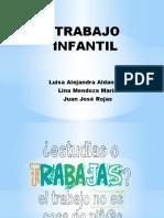 TRABAJO INFANTIL - FINAL