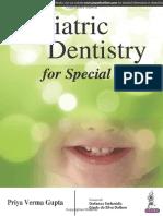 Priya Verma Gupta, Amitha M. Hegde - Pediatric Dentistry for Special Child (2015, Jaypee Brothers Medical Pub) - libgen.lc.pdf