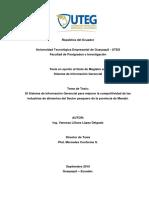 El Sistema de Información Gerencial para mejorar la competitividad de las industrias de alimentos del Sector pesquero de la provincia de Manabí.pdf