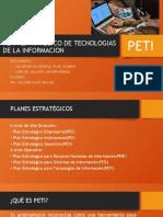PLAN ESTRATEGICO DE TECNOLOGIAS DE LA INFORMACION.pptx