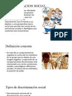 DISCRIMINACION SOCIAL.pptx