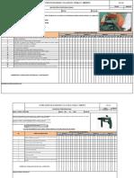 SST-F- 56 Inspecciones Preoperacionales